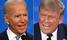 Trump restarts public speeches, Biden calls it 'reckless'