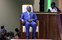 Senegal President Sall tells PM to scrap his own post