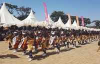 Acholi Cultural Festival: Medicines, foods on day two