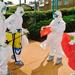 New York confirms first Ebola case