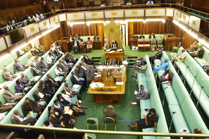 he house was well attended on the  side as the opposition side was poorly attended as the legislators deliberated on the supplementary appropriation bill 2016 during plenary at parliament pril  6 2016