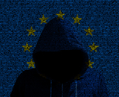 Which European countries are most at risk of cybercrime?