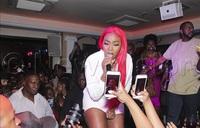 UK based rapper Ms Banks Snap off Guvnor