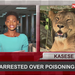 Around Uganda:From Kasese, four arrested over poisoning lions