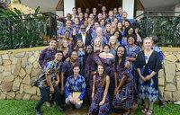 US Ambassador commissions 46 health, agribusiness volunteers