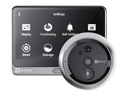 EZVIZ DP1 Smart Video Door Viewer review: A viable video doorbell alternative