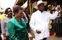 Museveni is still energetic - Beti Kamya