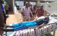 Nailed NRM supporter transferred from Mulago