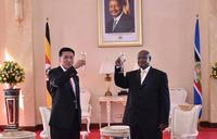 Museveni receives 6 new envoys