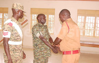 UPDF officer charged with man slaughter, to serve seven years in jail
