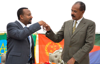 Ethiopia reopens embassy in Eritrea as relations warm