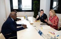 Kutesa attends high-level forum of Africa, EU in Austria