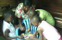 Grooming street children into responsible citizens