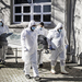 African medics struggle in virus 'war zone'