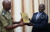 My target is to enroll every Ugandan as a Crime Preventer-Kayihura