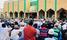 Muslims celebrate Eid Aduha