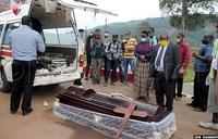 Rwanda hands back Ugandan trader's body