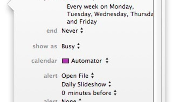 Automator workflow of the month: Automate kiosk