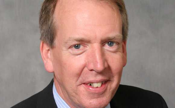 Chris Cheetham joined the firm in 2003 as global CIO