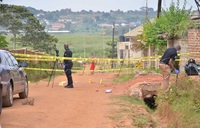 One dead, two hospitalised in Entebbe shooting
