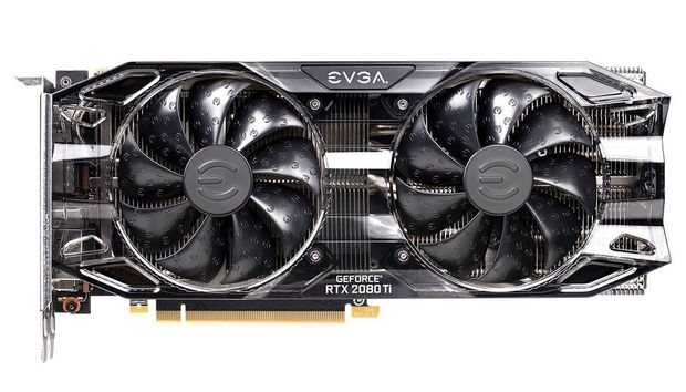 EVGA's GeForce RTX 2080 Ti Black Edition graphics card hits the fabled $999 price point