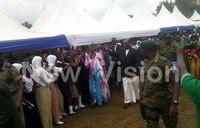 Kabaka calls for more emphasis on Luganda