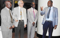 MoH awards Prof. Kayanja, Wilson for fighting cancer