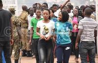 Kyambogo battle Kampala University