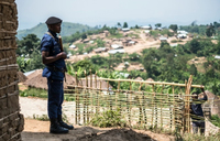 Nineteen killed in clashes in central DRCongo