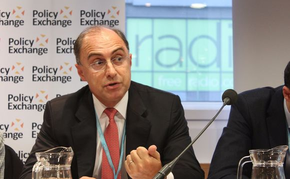 London Stock Exchange CEO Xavier Rolet. Photo: Policy Exchange/Flickr/Creative Commons CC BY 2.0