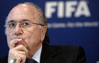 Blatter blasts Infantino over lack of respect
