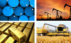 ETF Securities: Investors sell commodities on China downgrade fears