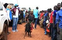 Uganda opens border to refugees fleeing DR Congo