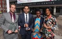 Ugandan scoops top Commonwealth award