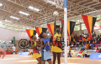 Uganda takes another step towards netball title