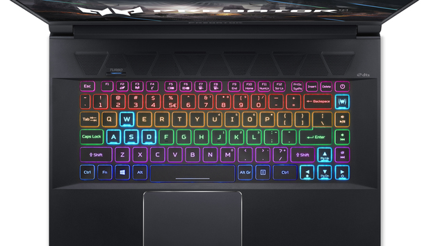 Acer's Predator Triton 500 gets a 300Hz panel and beastly internal upgrades