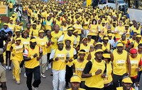 Numbers to flock in for MTN Marathon