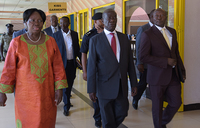Ssekandi urges against cutting trees for sugar cane plantation