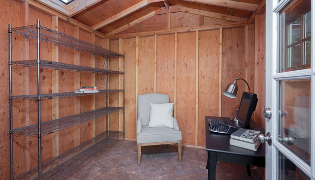 A shed-head's guide to Working From Home