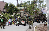 U.N. reviewing Congo army support over M23 abuse allegations