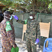 AMISOM dedicated to fighting against terrorist, COVID-19