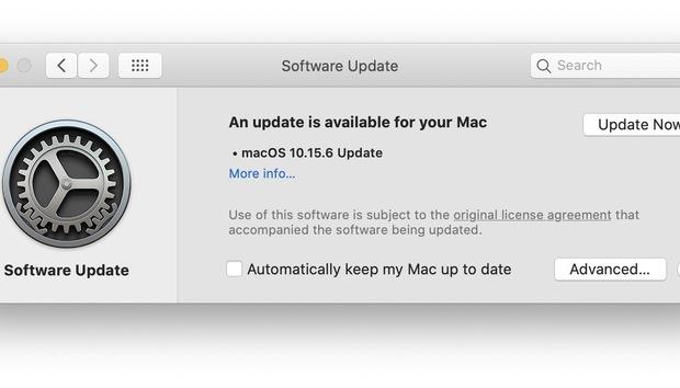 Apple releases macOS 10.15.6 update