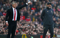 Will Man Utd end Liverpool's unbeaten run today?