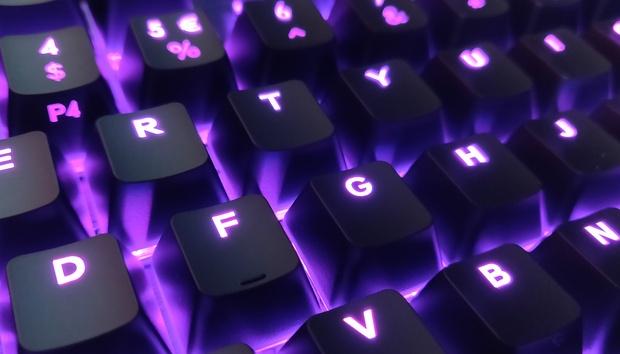 Cooler Master CK552 review: A fantastic RGB-backlit budget keyboard