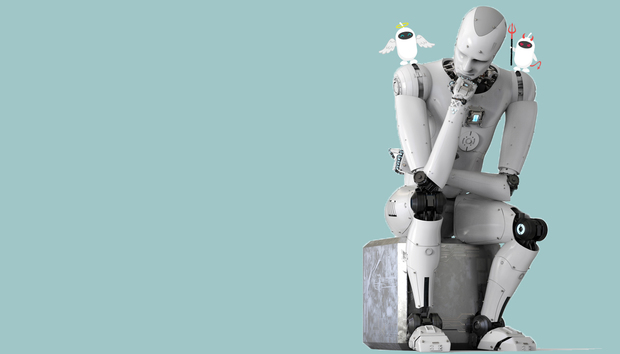 AI ethics and the business of trust