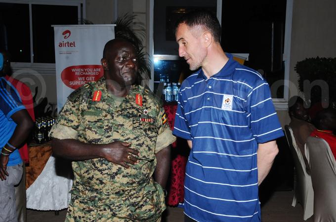 en atumba amala chats with ranes coach icho redojevic hoto by palanyi sentongo