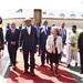 Museveni in Ethiopia for IGAD summit