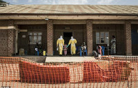 Ebola in DRC 'spreading faster': Red Cross