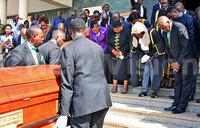 Parliament eulogizes DP boss