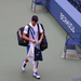 Djokovic disqualified from US Open for hitting judge